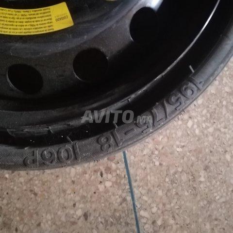 roue de secours galette 18 neuf audi q5 q7   - 5
