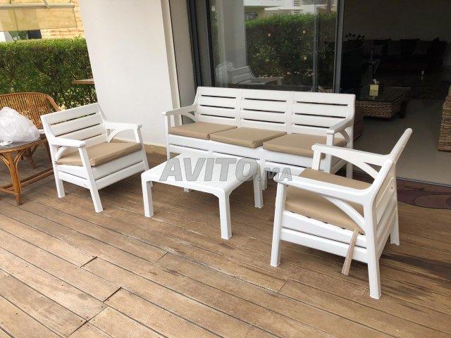 Fauteuils pour terrasses et jardins - 1