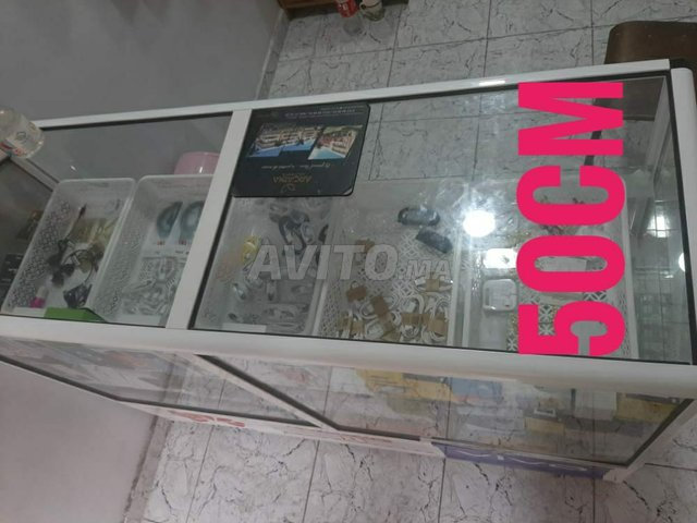 comptoir  aluminium  - 2