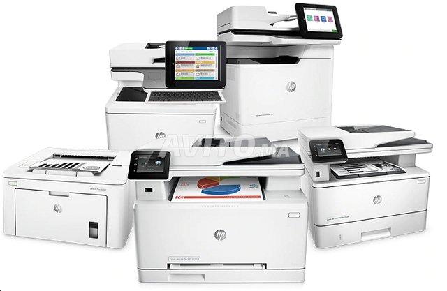 Imprimantes - 1