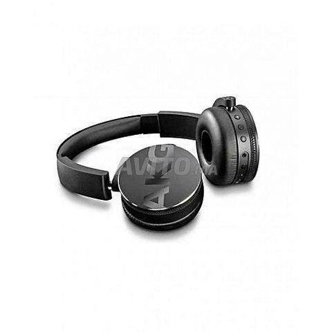 Casque AKG Y50BT /Noir /Bluetooth - 6