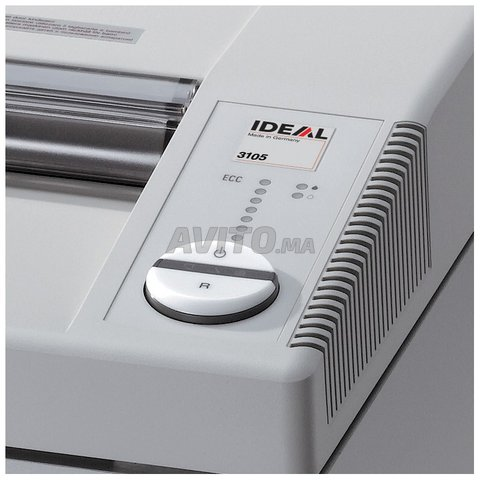 Destructeur de papier IDEAL 3105 - 2