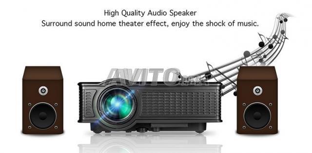 SD60 Airplay WIFI Projecteur 1500L Full HD - 5