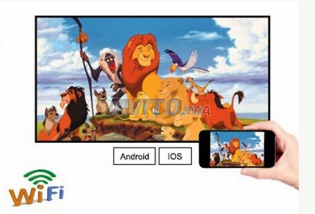 SD60 Airplay WIFI Projecteur 1500L Full HD - 2