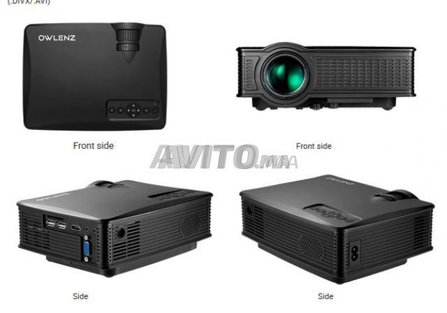 SD60 Airplay WIFI Projecteur 1500L Full HD - 4