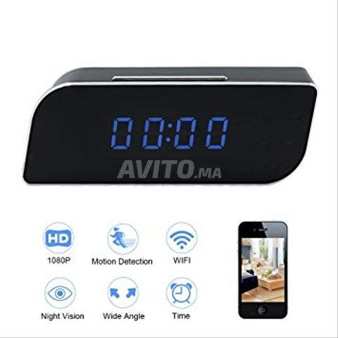 Réveil Caméra HD Avec WiFi - B8 - 2