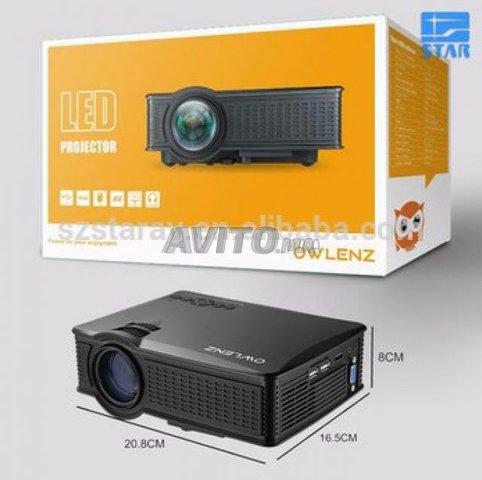 SD60 Airplay WIFI Projecteur 1500L Full HD - 6