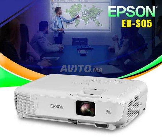 Epson EB-X05 VIDÉO PROJECTEUR  3200LM - 1