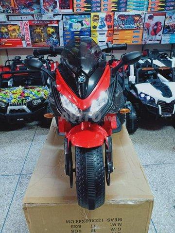 دراجة كهربائية للاطفال ب 3 عجلات  Moto  - 2