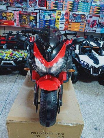 دراجة كهربائية للاطفال ب 3 عجلات  Moto  - 5