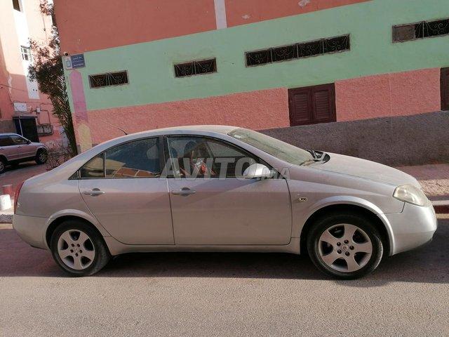 Voiture Nissan Almera 2003 à laâyoune  Essence  - 12 chevaux