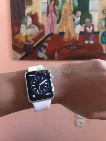 Apple watch serie 3 42 mm n9ya  - 1