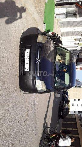 Voiture Peugeot Partner 2006 à salé  Diesel
