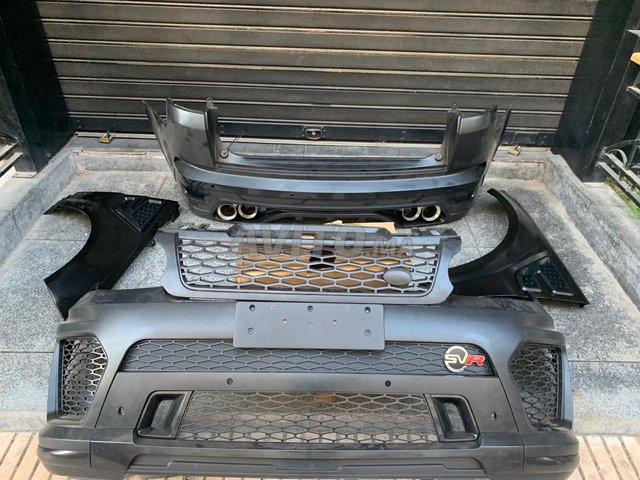 Pack range rover(STARTECH)(SVR)(Spoiler bmw)(Jante - 4