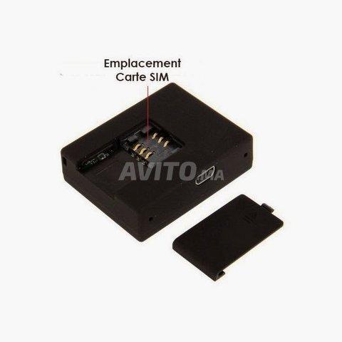 /WXXW/ Micro GSM Avec Localisation GPS - 1