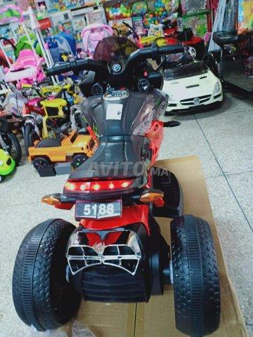 دراجة كهربائية للاطفال ب 3 عجلات  Moto  - 3