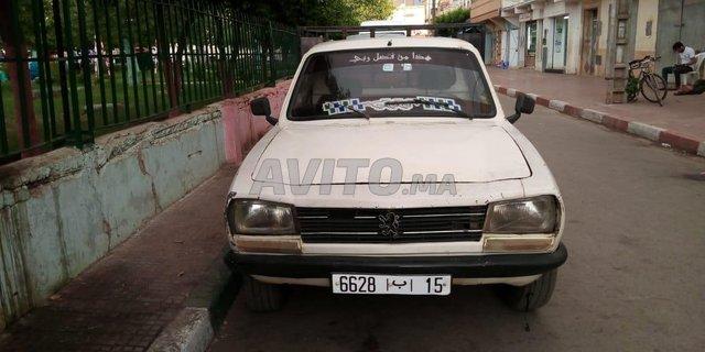peugeot 404 diesel - 2