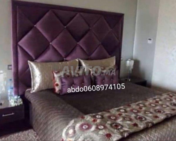 Des lit Deux place 140/190 en stook Ref 005 - 4