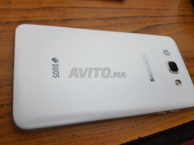 Samsung Galaxy J7 2016 - 16 Go - White - 5