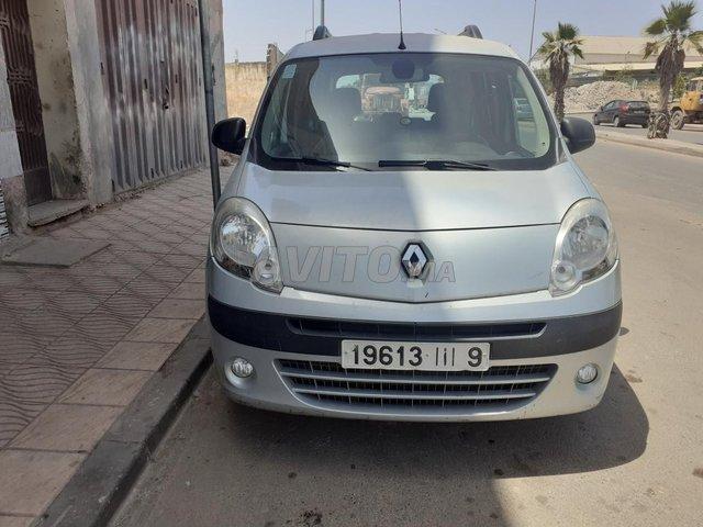 Voiture Renault Kangoo 2013 à casablanca  Diesel  - 39 chevaux