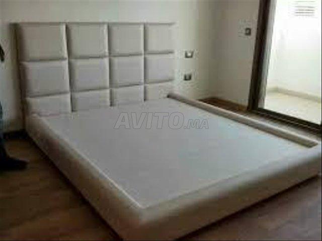 800 lit tapesserie de chambre jsdc - 2