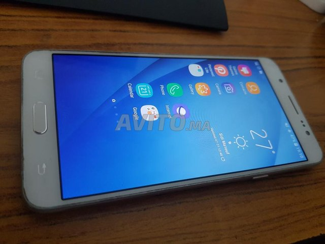 Samsung Galaxy J7 2016 - 16 Go - White - 6