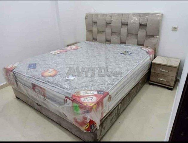 800 lit tapesserie de chambre jsdc - 1