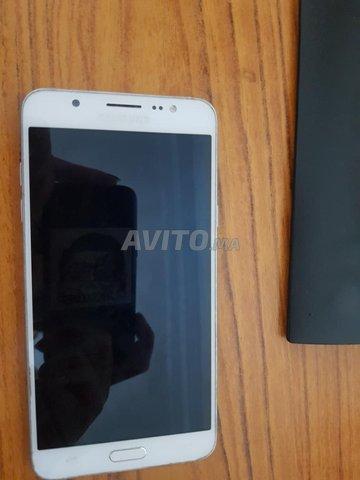 Samsung Galaxy J7 2016 - 16G - Dual SIM - Blanc - 2