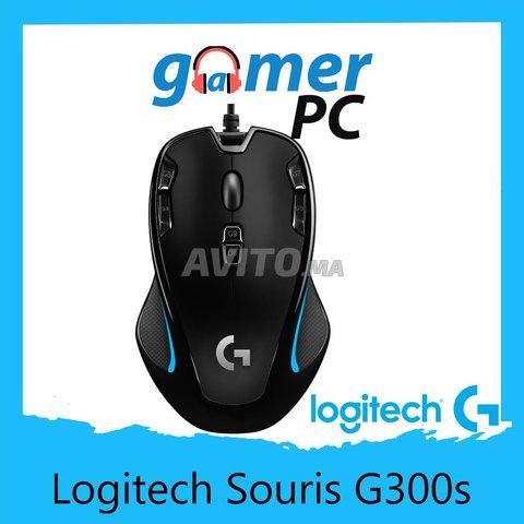 Logitech Souris Gaming Mouse G300s - 1