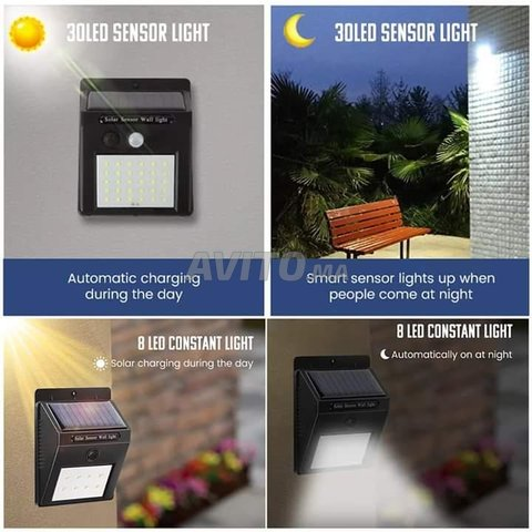 lampes solaires - 3