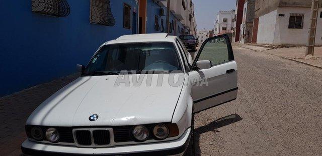 Voiture Bmw Serie 7 1989 à marrakech  Diesel  - 10 chevaux