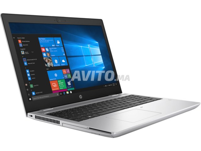 Hp ProBook 650 G4 i5-8250u 8G 256G SSD -Neuf- - 1