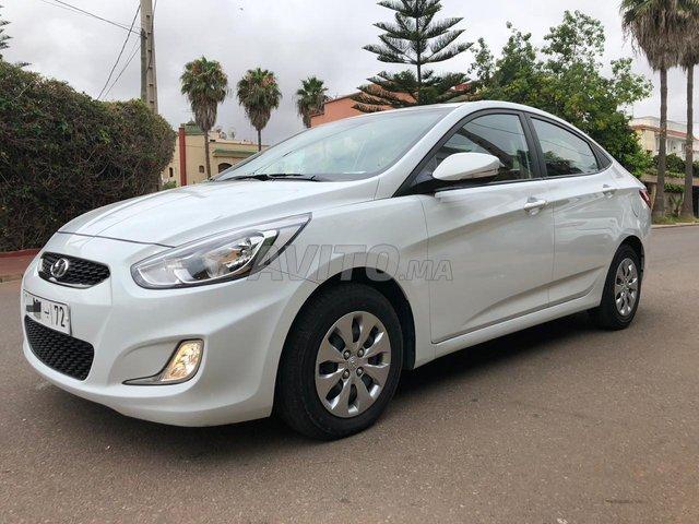 Voiture Hyundai Accent 2019 à casablanca  Diesel  - 6 chevaux