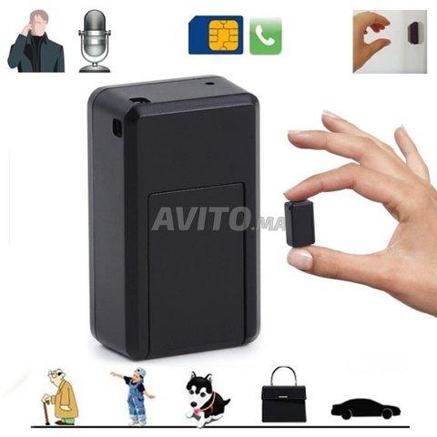 micro espion GSM  enregistrement ET GPS - 1