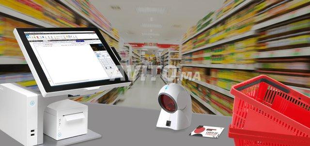 Programme gestion resto supermarche stock cafe Spa - 2