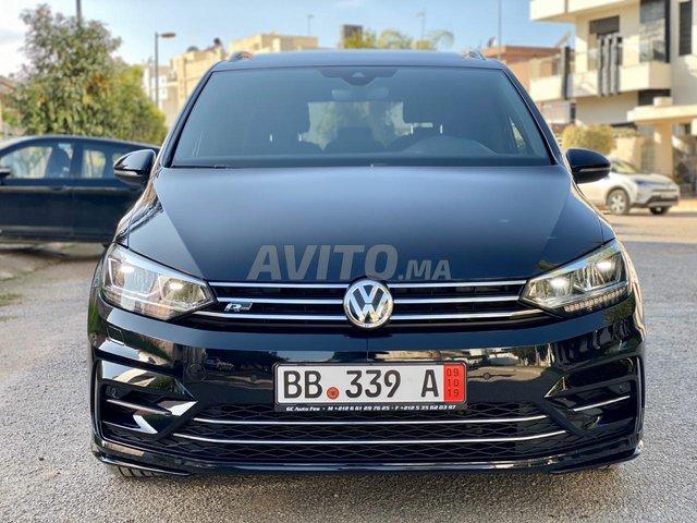 Voiture Volkswagen Touran 2016 à tanger  Diesel