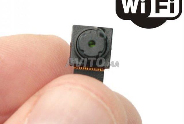 Caméra Espion Cachée Cam Mini IP WiFi - 1