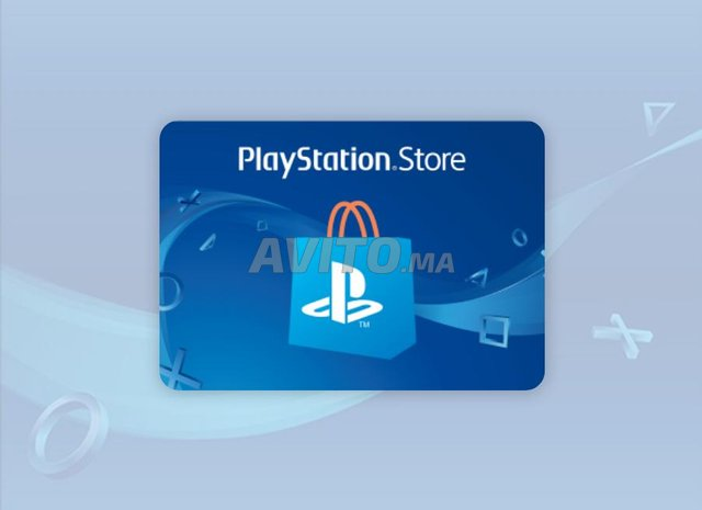 Carte Playstation 20 euros - 1