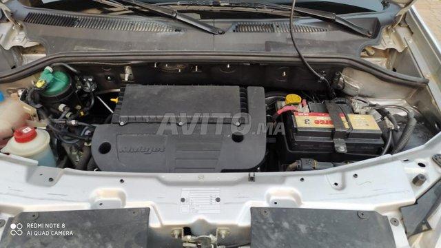 Voiture Fiat Doblo 2015 à fès  Diesel  - 5 chevaux