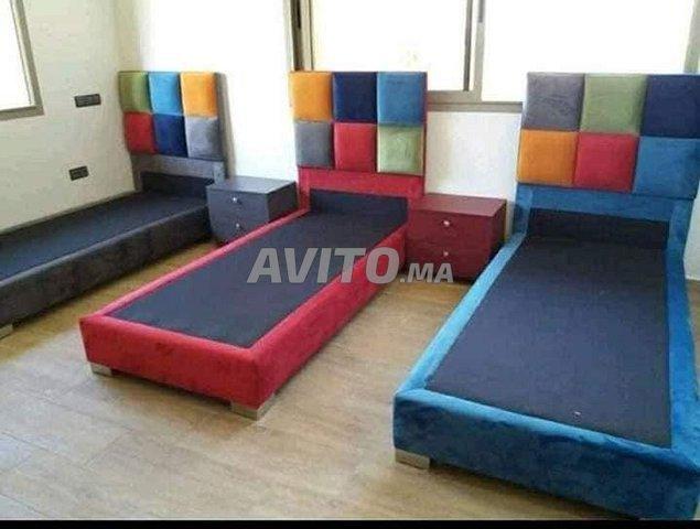 Des lit un place promotions neuf - 1