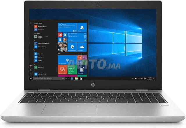Hp ProBook 650 G4 i5-8250u 8G 256G SSD -Neuf- - 2