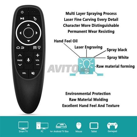 G10S PRO Smart TELECOMANDE PC smart TV  H96 x96 MI - 3