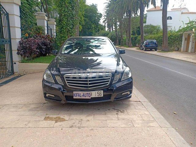 KIFAL - Mercedes Classe E 350 GARANTIE 3 MOIS - 4