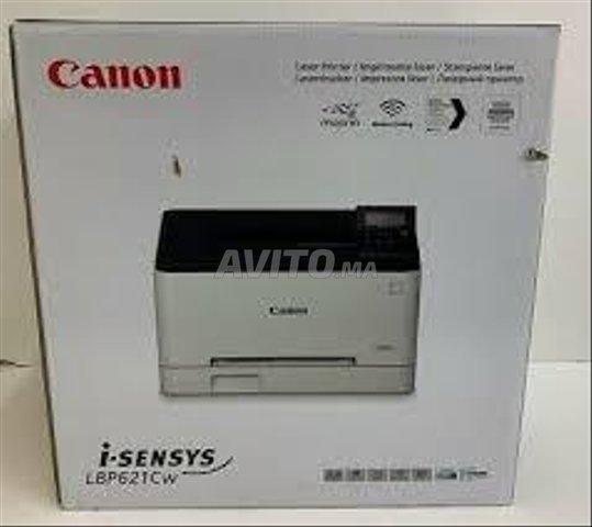 Canon laser L-sensys lbp621cw - 1