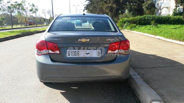 Voiture Chevrolet Cruze 2010 à rabat  Essence  - 10 chevaux