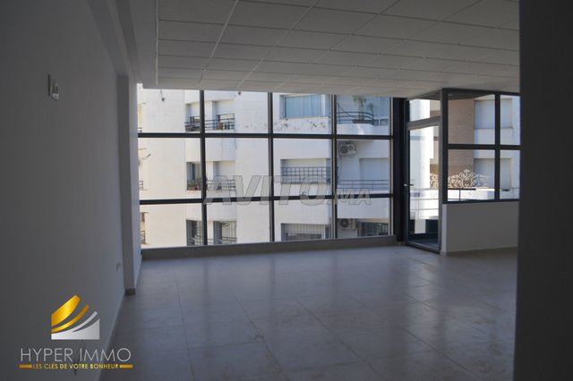 Plateau bureau haute standing au centre ville - 3