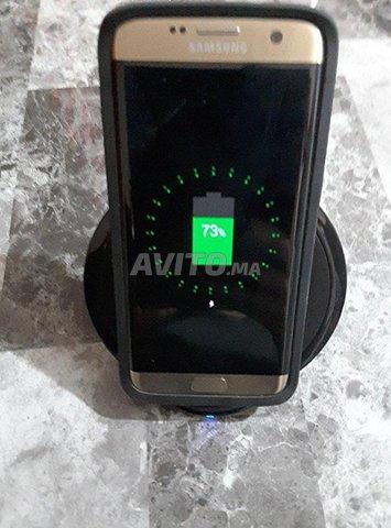 Samsung Chargeur Sans Fil Rapide S10 S9 S8 Note10 - 1
