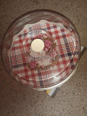 Batteur plus Présentoir Gâteau  - 1