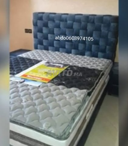 Des lit Deux place 140/190 en stook Ref 005 - 3