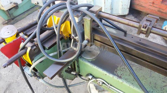 Cintreuse de tubes hydraulique par enroulement - 1